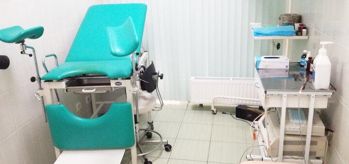 Обследование у педиатра в медицинской клинике «Брак и семья»