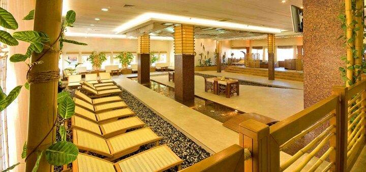 До 4 посещений SPA-центра «Aqua Paradise» с бассейном, джакузи и зимним пляжем