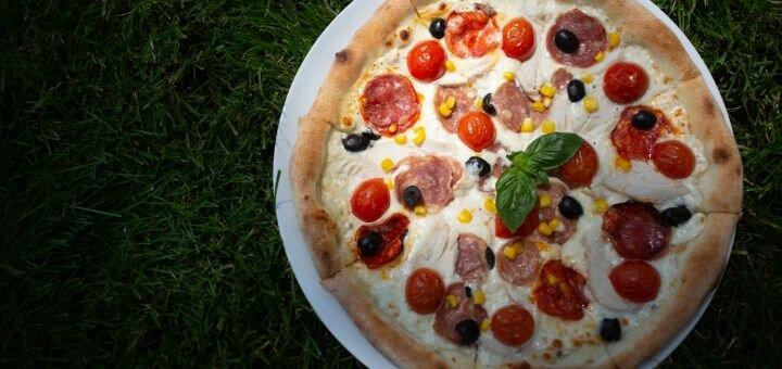 Скидка 50% на все меню пицц и десерты в кафе европейской кухни «Gulliver»