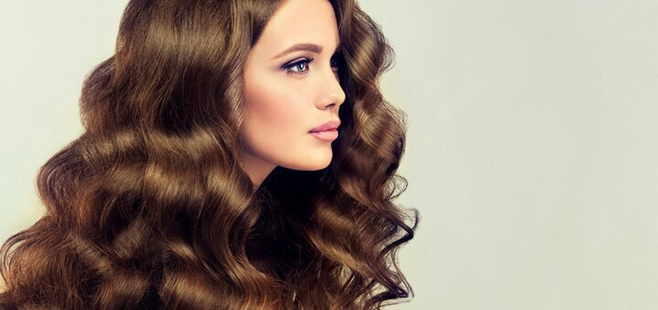 Балаяж, шатуш, мелирование или омбре с полировкой, стрижкой и укладкой волос в салоне «Диксон»
