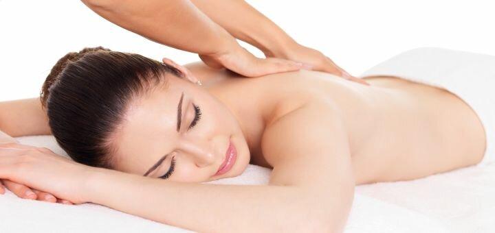 До 8 сеансов массажа тела в клубе «Елена»