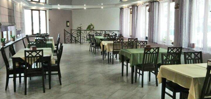 От 3 дней отдыха в период Новогодних праздников в отеле «Згадка» в сердце Трускавца
