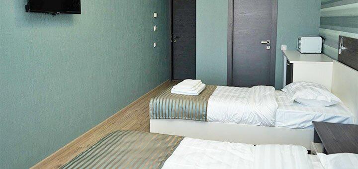 От 3 дней отдыха осенью в новом отеле «SeaLine Apart-Hotel» в Одессе возле моря