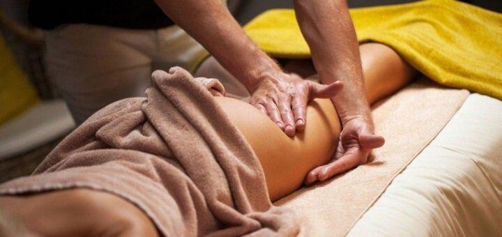 Расслабляющий массаж всего тела для двоих или четверых девушек от кабинета «Райский уголок»