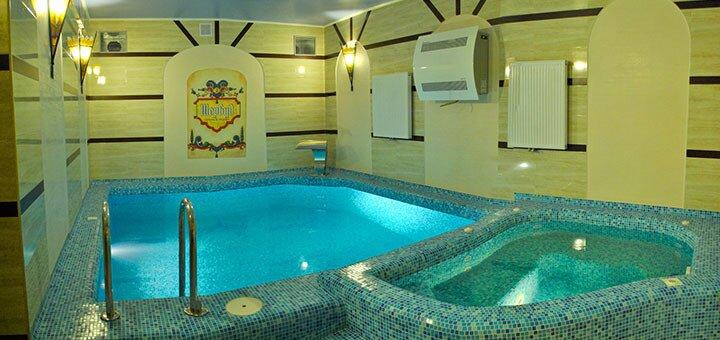 От 3 дней отдыха с завтраком и посещением SPA в резорт-отеле «Шервуд» под Львовом