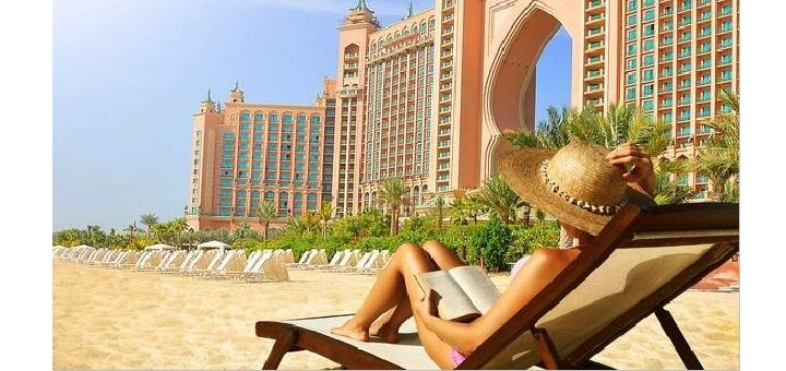 Скидка 7% на туры в ОАЭ от туристического агентства «IGtours»