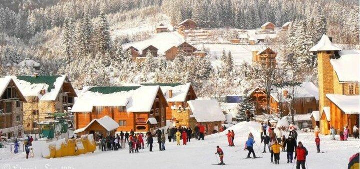 Скидка 5% на тур в зимние Карпаты и Буковину на старый Новый год и Маланку