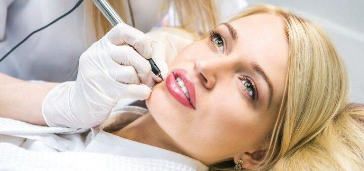 Обучение перманентному макияжу в студии красоты «AllBee Studio»