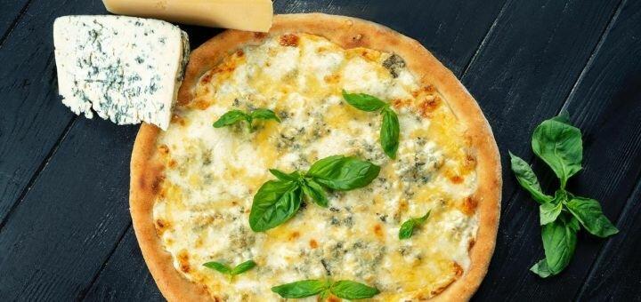 Скидка 50% на всё меню кухни в пиццерии «Tasty Pizza»