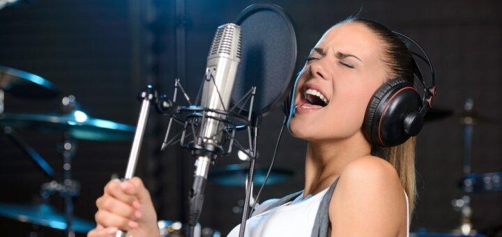 До 8 индивидуальных занятий по вокалу в музыкальной школе «RockStation»