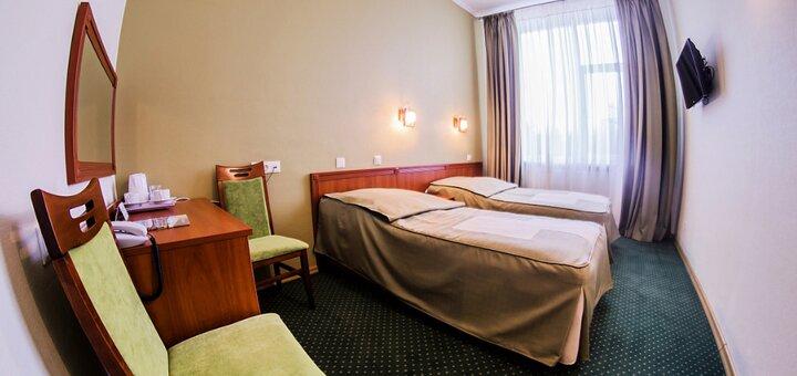 От 5 дней отдыха на Рождество с питанием в SPA-отеле «Карпатські зорі» в Яремче