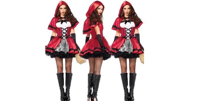 Скидка до 55% на костюмы для ролевых игр на Хеллоуин