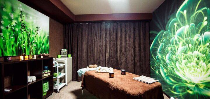 SPA-программа по уходу за телом в студии массажа «Green Chocolate»