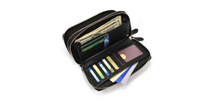 Скидка 35% на вторую покупку эко кошелек от «Anhel»