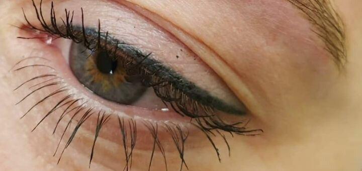 Скидка до 55% на перманентный макияж в кабинете перманентного макияжа «Белая Ворона»