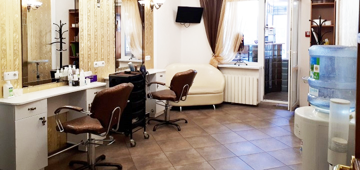 Cтрижка, окрашивание и уход за волосами в салоне красоты «Beauty Place»