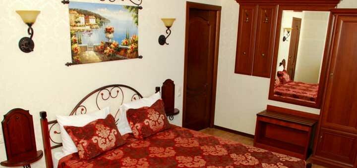 От 2 дней отдыха в отеле на берегу моря «Шаланда» в Одессе