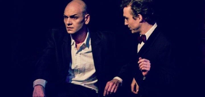 2 билета на спектакль «Взаперти» от театра «Forte»