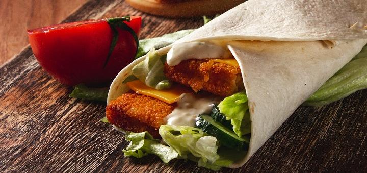 Скидка 50% на всё меню кухни и напитки от ресторана быстрого питания «Your Burger»