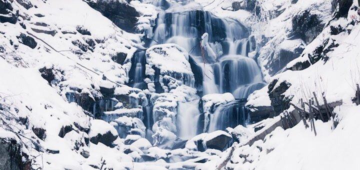 Эко-тур в Карпаты на озеро Синевир, водопад Шипот и термальные бассейны от «Buli Tour»