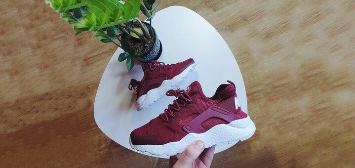 Скидка 40% на обувь Nike Huarache от «Plagio Store»