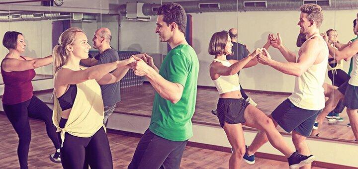 До 16 занятий буги-вуги (клубным рок-н-роллом) в школе танцев boogie-woogie «Elvis»