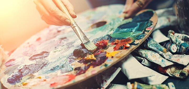 До 4 индивидуальных занятий рисованием в творческой студии «YAProject»
