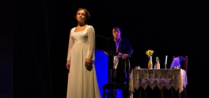 2 билета на спектакли в ноябре от театра «Новая сцена»