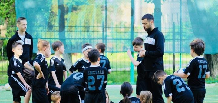 До 12 тренировок по футболу для детей в спортивном клубе «Sport Кids Community»