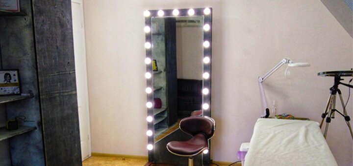 Перманентный макияж бровей в студии перманентного макияжа «CandyPermanent»