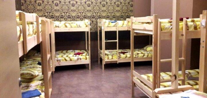 От 2 дней отдыха в комфортабельном хостеле «Fishka» в Киеве