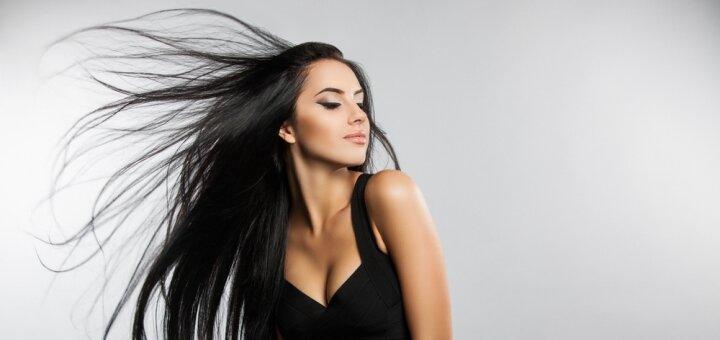 Реконструкция волос любой длины в салоне «Супермаркет красоты»