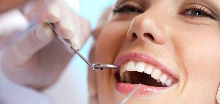 Ультразвукова чистка, «Air-Flow» та фторування всіх зубів у лікаря-стоматолога Ірини Нікітіной