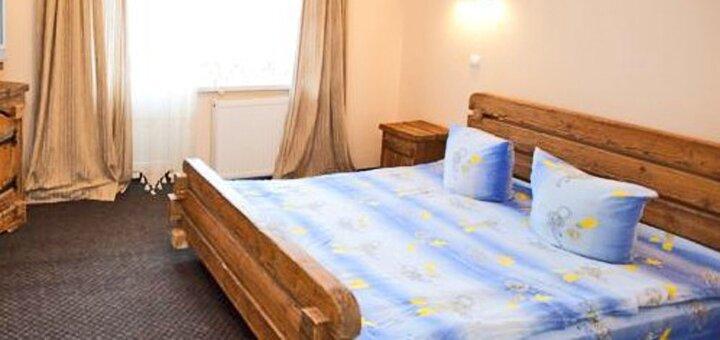 От 3 дней отдыха в высокий сезон в отеле «Калина» в Славском