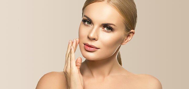 Миндальный или гликолевый пилинг лица в сети салонов «Sun Shine Beauty»