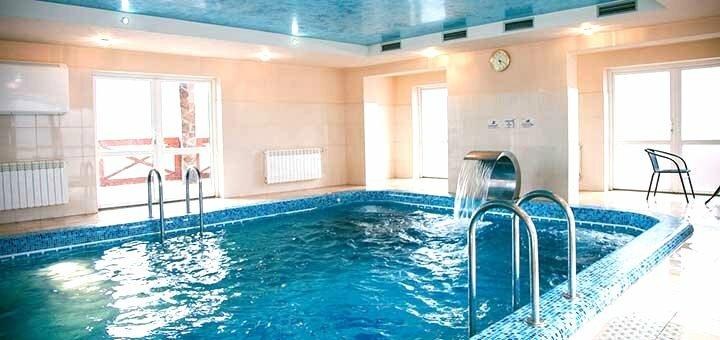 От 3 дней отдыха с бассейном и SPA-зоной в комплексе «ТОП Resort & Spa» в Закарпатье