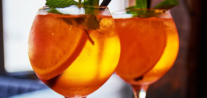 Скидка до 40% на все меню кухни, коктейли и кальян в ресторане «Sungrilla» на Подоле