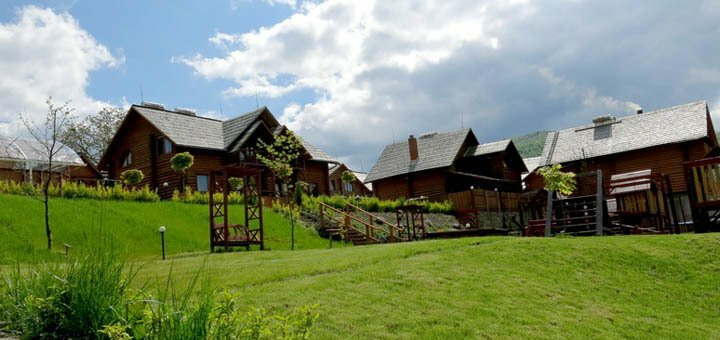 От 3 дней горнолыжного отдыха с бассейном и SPA в комплексе «ТОП Resort & Spa» в Закарпатье