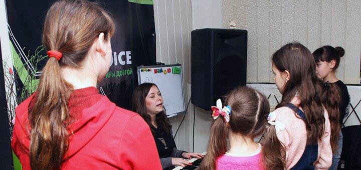 До 8 индивидуальных занятий вокалом для взрослых в школе вокала «RD Voice»