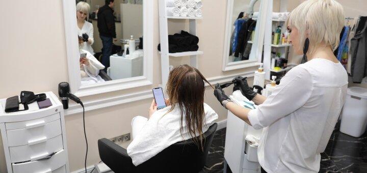Детская стрижка в студии красоты «AVRA beauty studio»