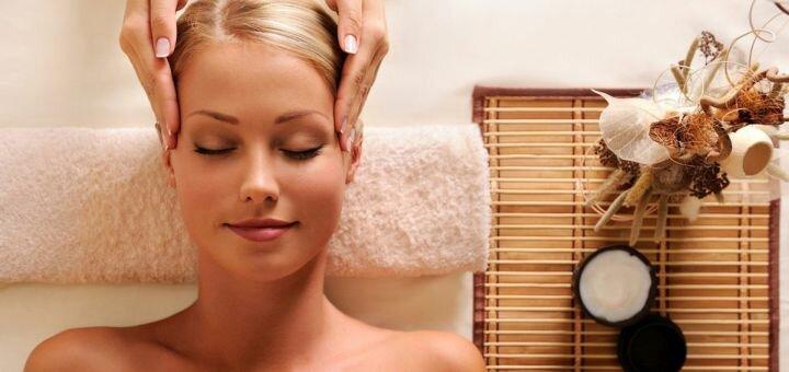 До 5 сеансов лечебного массажа головы «Тотальное расслабление» от Таисии Остроушко