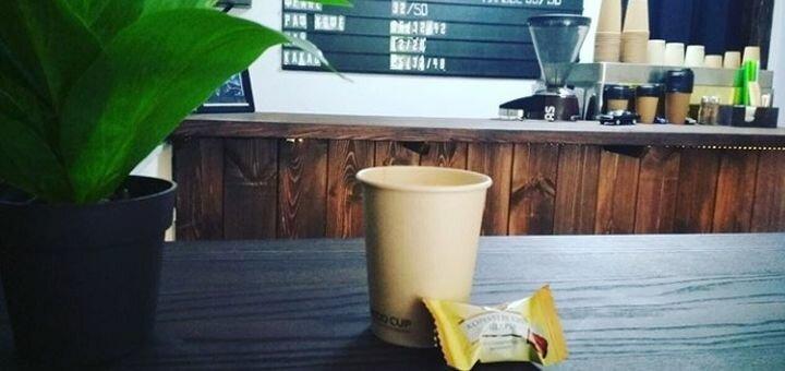 Скидка 50% на все меню кухни и напитки в кофейне «Whycoffee»