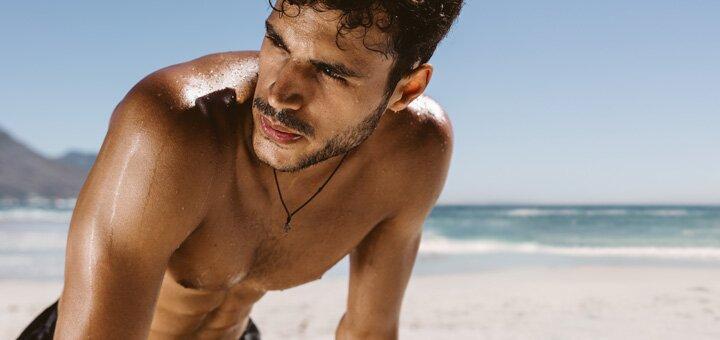До 10 сеансов элос-эпиляции для мужчин в сети салонов красоты «Sun Shine»