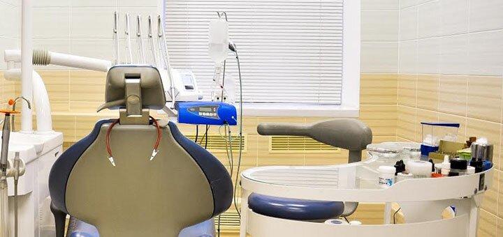 Скидка 86% на лазерное отбеливание зубов системой «Magic Smile» в стоматологии «Троянда»
