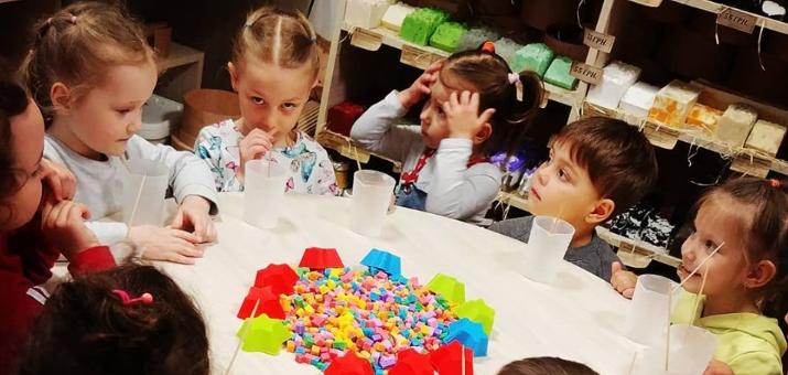Знижка 50% на майстер-клас з миловаріння від мануфактури «Львівська Майстерня Мила»
