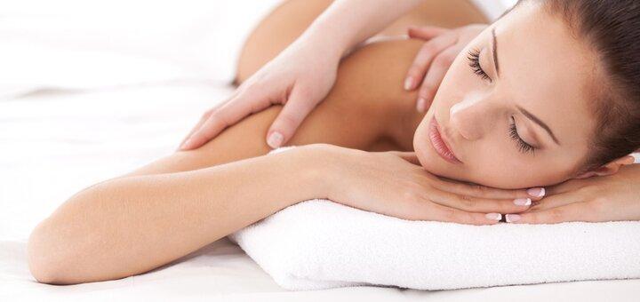 До 10 сеансів класичного масажу спини у салоні краси та естетичної косметології