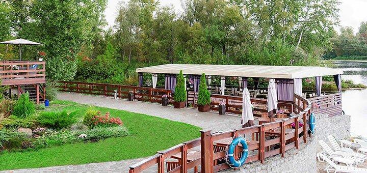 Аренда коттеджей для празднования любого мероприятия в загородном комплексе «Дача на Десне»