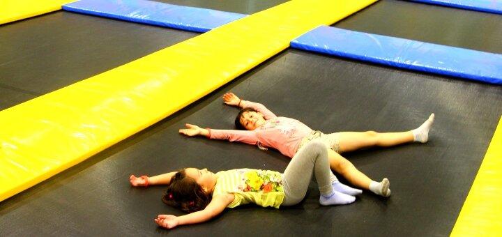 Целый день развлечений для ребенка в парке развлечений «Happy Kids Раrk» в «DreamTown»