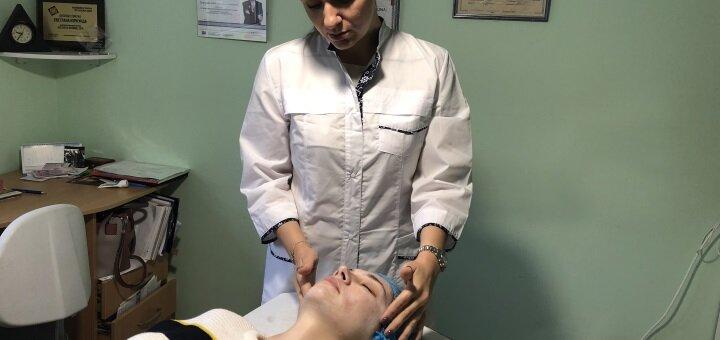 Скидка до 54% на инъекции ботокс зоны вокруг глаз, межбровья или лба в салоне «MG Clinic»