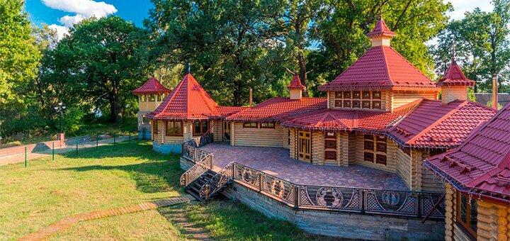 До 4 часов отдыха в бане с бассейном и комнатой отдыха в SPA-комплексе «Fort Pirnov Park»